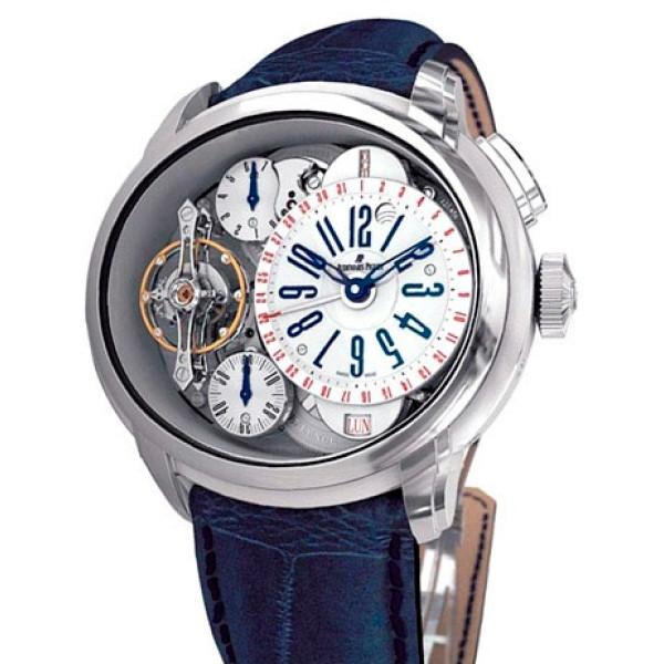 Audemars Piguet watches Millenary Tradition d Excellence 5 (Platinum) Limited edition 20