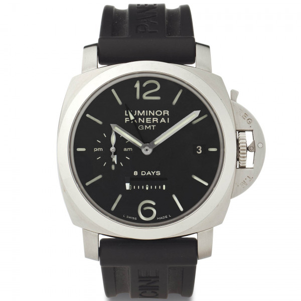 Panerai GMT 8 Days Luminor Limited Edition 1000