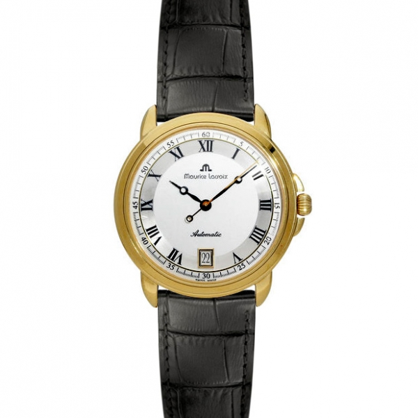 Maurice Lacroix Yellow gold
