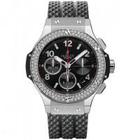 Hublot Big Bang 41mm Steel Diamonds