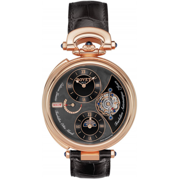 Bovet Fleurier 46 Tourbillon Orbis Mundi Amadeo Limited Edition