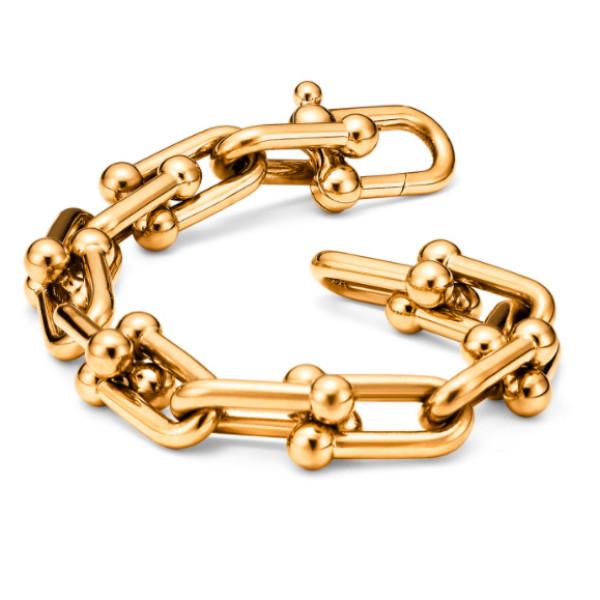 Браслет Tiffany & Co. HardWear, желтое золото