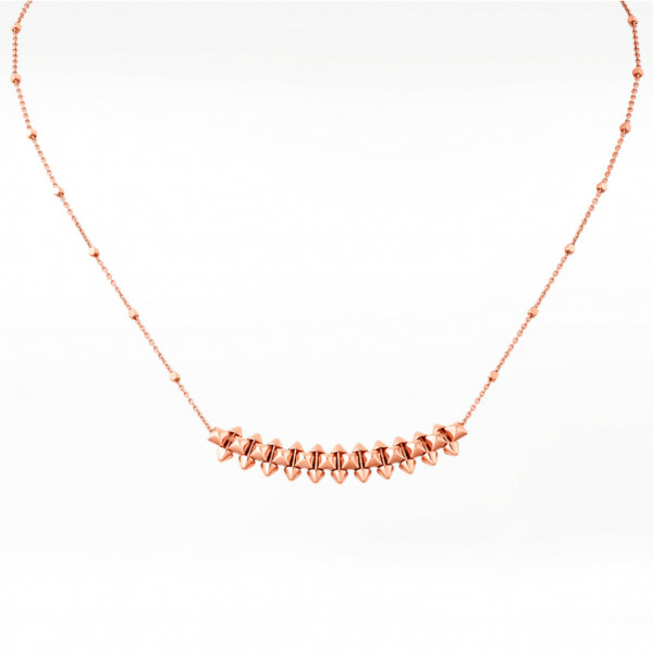Подвеска Clash de Cartier, розовое золото