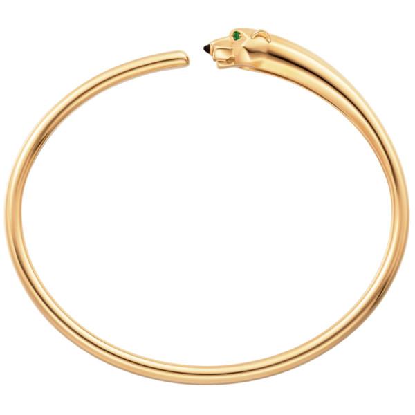 Браслет Panthere de Cartier, желтое золото