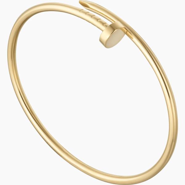 Браслет Cartier Juste Un Clou, желтое золото