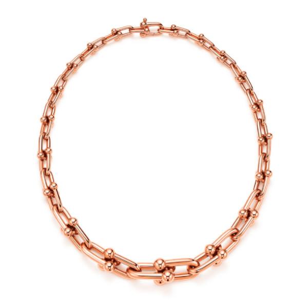 Колье Tiffany & Co. HardWear, розовое золото