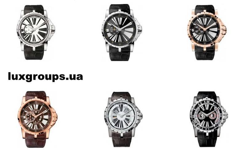 Часы Roger Dubuis