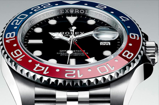 Обзор часов Rolex Oyster Perpetual GMT-Master II