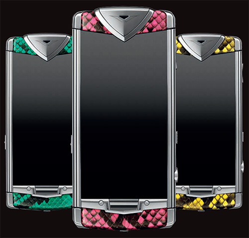 Vertu Constellation Touch Python